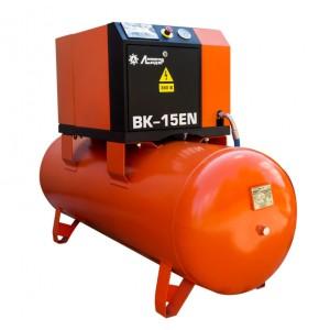 Винтовой компрессор ВК 15ЕN-500, ресивер 500л, производительность до 1.8m3/min, 11кВт. Без осушителя воздуха.