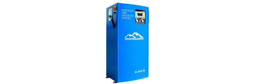 Азотный генераторы (установки)
