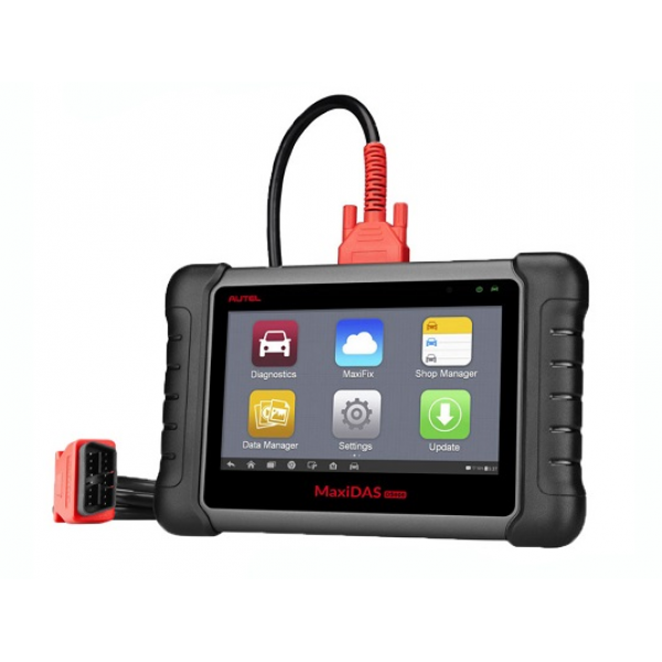 Мультимарочный диагностический сканер Autel MaxiDAS DS808