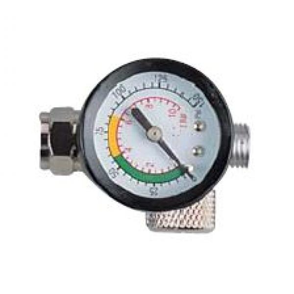 ACC-609 Регулятор давления воздушный с манометром, 0-10 Бар