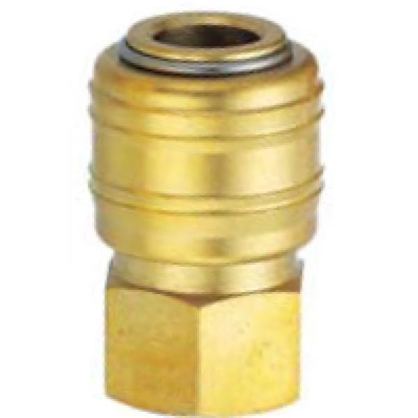 GM-02AF Разъем для пневматических изделий с внутренней нарезкой, 1/4' (мама)