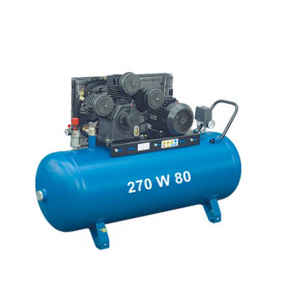 Компрессор 270.W80 10атм. 270л. 700л/мин 4,0кВт, 380в.