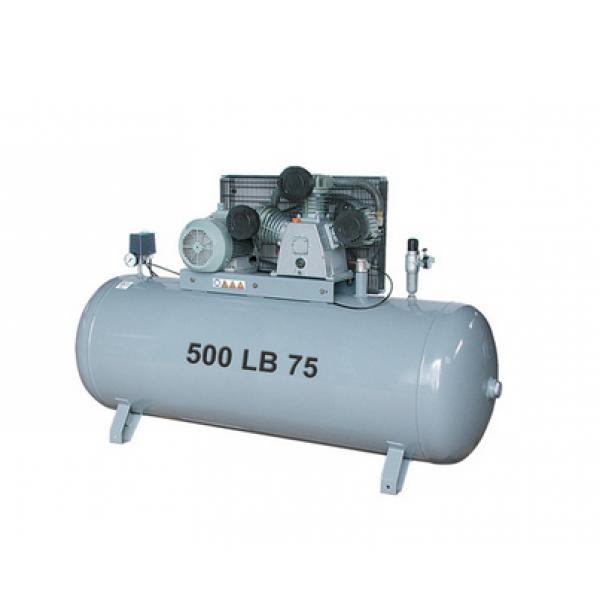 Компрессор 500.LB75 10атм. 500л. 880л/мин 5,5кВт, 380в.