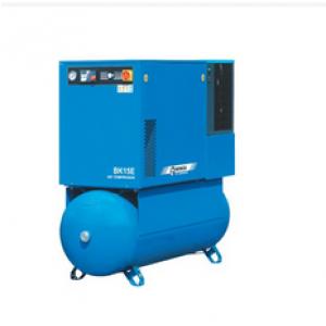 Винтовой компрессор ВК10E-8(10, 15)-500Д 8-10-15атм, 500л., 700-1000-1150л/мин, 7.5кВт, 380в.