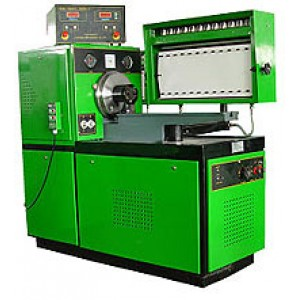 Стенд для испытания и регулировки топливной аппаратуры дизелей 12 PSB с плитами