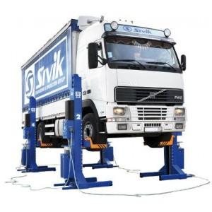 Подъемник для грузовых автомобилей Sivik ПГП-30000/4