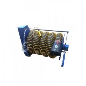Вытяжная катушка с электроприводом StrongBel KE150