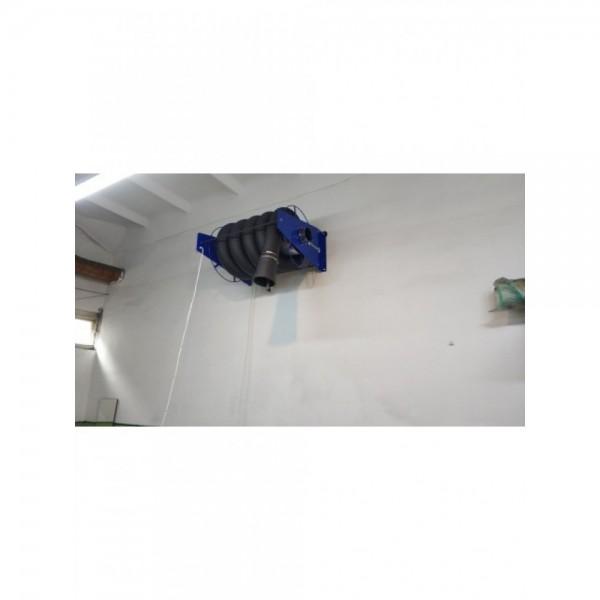 Вытяжная катушка с электроприводом D=75-100мм StrongBEL KЕ-100