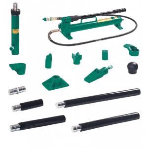 AE010015 Набор гидроинструмента (10 т двухскоростной)