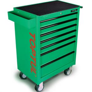 GCAJ0008 Тележка с инструментом (Pro-Line) 7 секций 229 ед. Зеленая