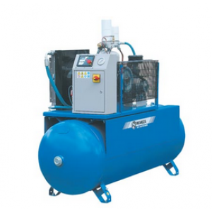 Винтовой компрессор ВК15А-10(15)-500 10-15атм, 500л., 1100/1400л/мин, 11кВт, 380в.
