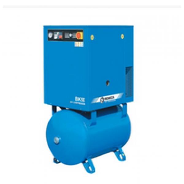 Винтовой компрессор ВК10E-8(10, 15)-270 8-10-15атм, 270л., 700-1000-1150л/мин, 7.5кВт, 380в.