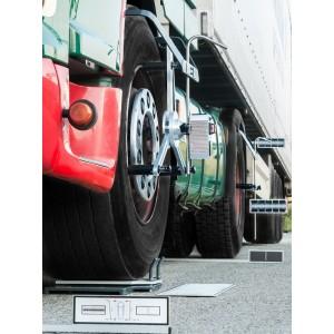 Лазерный стенд для грузовых авто REDLINE