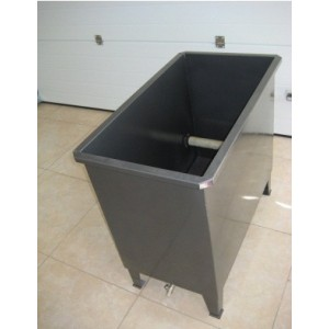 Прямоугольная ванна проверки шин диаметром до 800мм